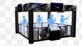 Malls Across America - Display Device Video Games Head-mounted Display Virtual Reality Haptic Technology PNG