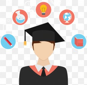 Educational Vector - Student Academic Degree Bachelor's Degree PNG