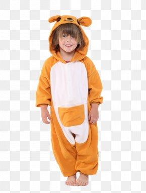 Costume - Child Onesie Costume Clothing Kangaroo PNG