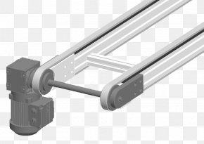 Belt - Conveyor System Conveyor Belt Machine Material Handling PNG