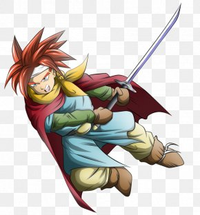 Chrono Trigger - Chrono Trigger Super Nintendo Entertainment System Crono Video Game Rendering PNG