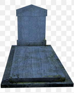 Funeral - Headstone Grave Cemetery Burial Funeral PNG