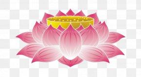 Buddhist Lotus Seat Vector - Lotus Sutra Buddhism Nelumbo Nucifera Buddhist Texts Bhava PNG