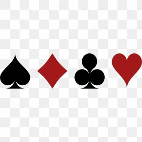 Heart Playing Cards - Euchre Suit Playing Card Clip Art PNG