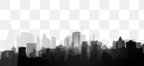 Poster Background Elements - Ink Shadow Icon PNG