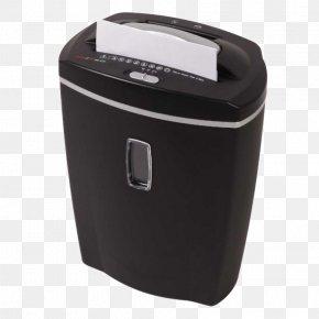 Paper Shredder. - Paper Shredder Woodchipper Office Supplies Fellowes Brands PNG