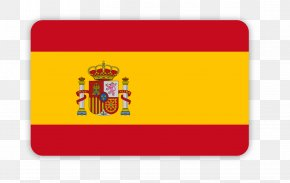 Flag - Flag Of Spain 2018 World Cup National Flag PNG