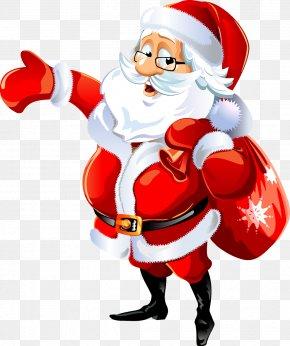 Santa Claus - Santa Claus Desktop Wallpaper Clip Art PNG