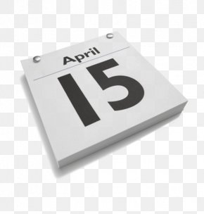 Tax Day 15 April Income Tax In The United States PNG