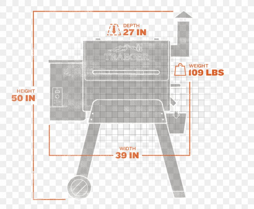 Barbecue Pellet Grill Traeger Pro Series 34 Pellet Fuel Grilling, PNG, 850x700px, Barbecue, Bbq Smoker, Brand, Chef, Cooking Download Free
