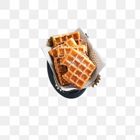 Toast - Belgian Waffle Toast Breakfast PNG
