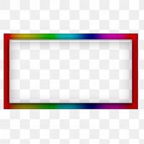Picture Frame Computer Monitors - Picture Frame Frame PNG