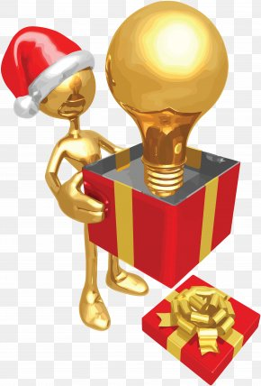 Boxing - New Year Christmas Clip Art PNG