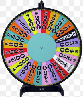 Fortune - Wheel Game Show Prize PNG