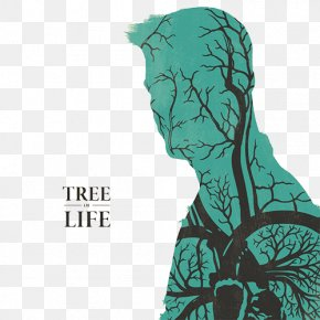 The Tree Of Life Evergreen - Film Poster Cinematography Academy Award For Best Picture PNG