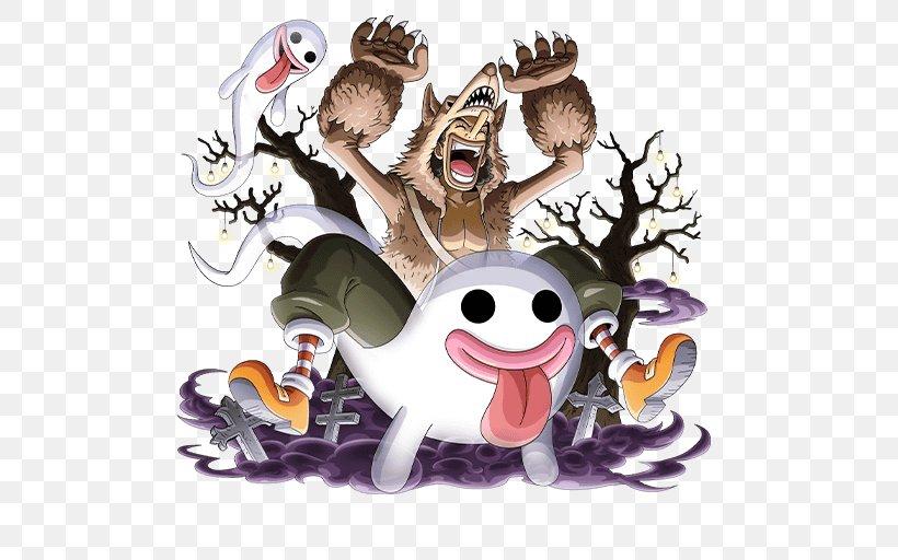 One Piece Treasure Cruise Usopp Monkey D Luffy Tony Tony