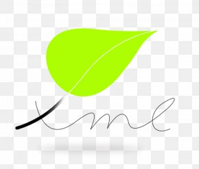 Leaf - Leaf Logo Brand Desktop Wallpaper PNG