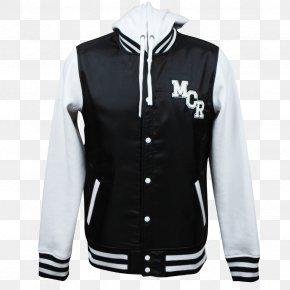 T-shirt - T-shirt My Chemical Romance Hoodie Jacket Letterman PNG