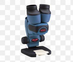 Digital Microscope - Stereo Microscope Nikon Binoculars Optics PNG