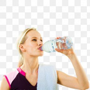 The Beauty Of Drinking Water - Drinking Water Water Purification Health PNG