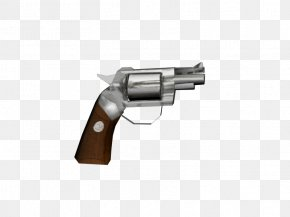 Weapon - Revolver Trigger Firearm Ranged Weapon Gun Barrel PNG