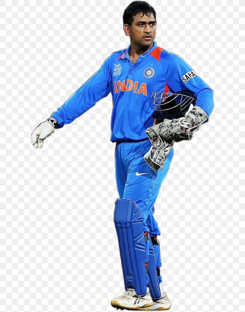 Ms Dhoni India National Cricket Team Cricketer One Day