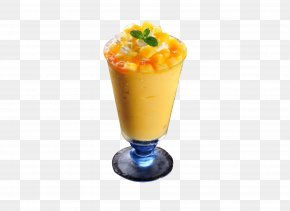 Mango Think Of Snow - Smoothie Frutti Di Bosco Download PNG