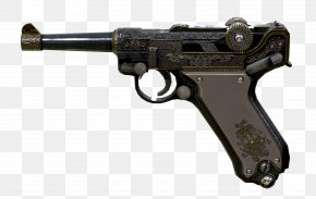 Luger Pistol - Walther P38 Luger Pistol Air Gun Carl Walther GmbH PNG