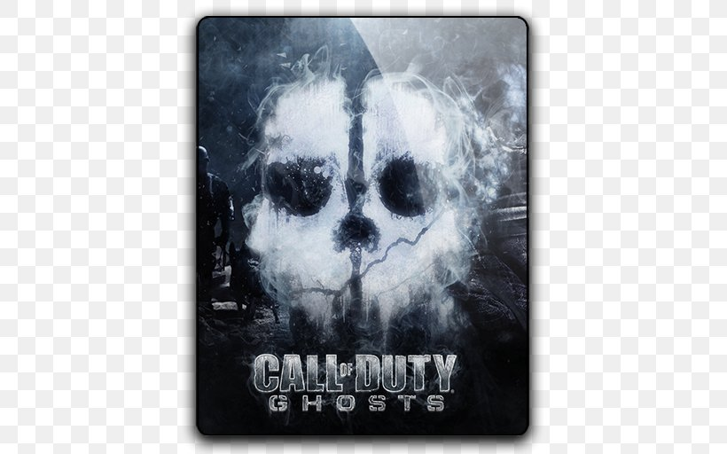 Call Of Duty: Ghosts Call Of Duty 4: Modern Warfare Call Of Duty: Black Ops Call Of Duty: Advanced Warfare Call Of Duty: Zombies, PNG, 512x512px, Call Of Duty Ghosts, Activision, Bone, Call Of Duty, Call Of Duty 4 Modern Warfare Download Free