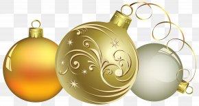 Christmas Decoration - Christmas Decoration Christmas Ornament Clip Art PNG