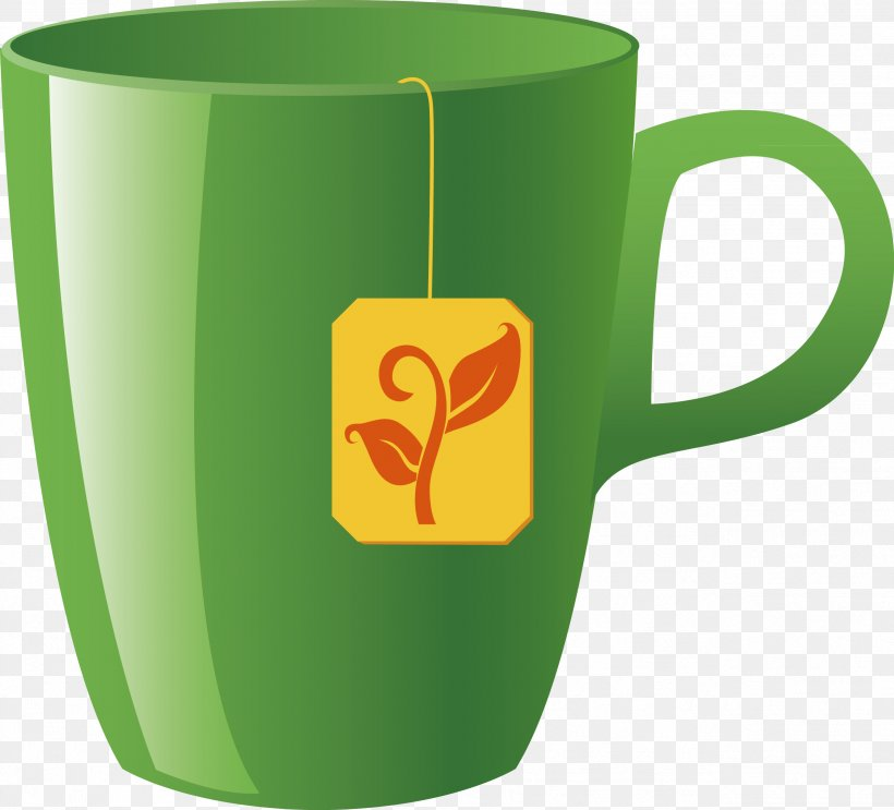 Green Tea Coffee Cup, PNG, 2529x2293px, Tea, Brand, Ceramic, Coffee Cup, Cup Download Free