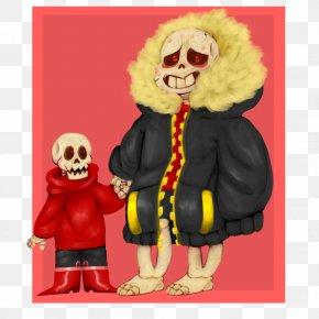 Love Each Other - Undertale Papyrus Bone Child Toriel PNG