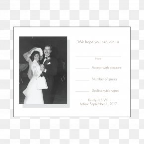 Wedding - Wedding Invitation Picture Frames Convite PNG