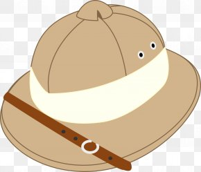 Peddlers Cap Cliparts - Hat Safari Pith Helmet Stock Photography Clip Art PNG