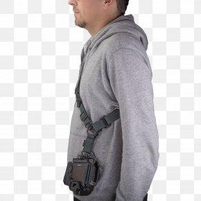 Zipper - Hoodie Shoulder Zipper Jacket PNG