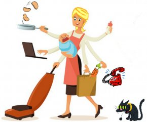 Mother - Mother Housewife Stay-at-home Dad Woman PNG