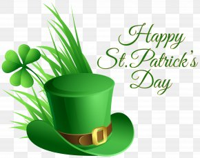 Happy Saint Patrick's Day PNG