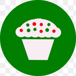 Polka Dot Cake - Clip Art Cakes And Cupcakes Frosting & Icing American Muffins PNG