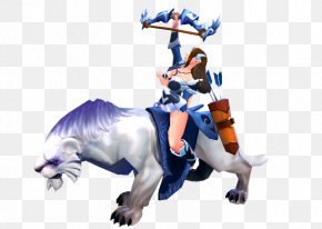 Mirana - Dota 2 Defense Of The Ancients Video Game Horse Wiki PNG