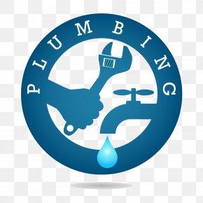 Faucet Wrench Logo - Plumbing Plumber Tap Clip Art PNG