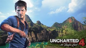 Uncharted - Uncharted 4: A Thief's End Uncharted: Drake's Fortune Uncharted 3: Drake's Deception Horizon Zero Dawn PlayStation 4 PNG