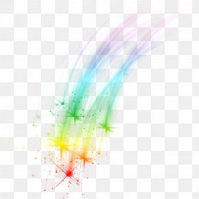 Fairy Dust - Desktop Wallpaper Color Clip Art PNG