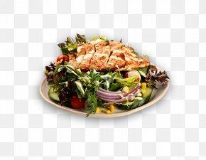Lebanese Cuisine - Salad Vegetarian Cuisine Plate Garnish Recipe PNG