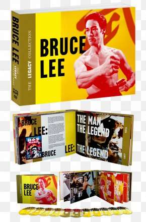 Bruce Lee - Blu-ray Disc Metal Gear Solid: The Legacy Collection DVD Film Director PNG
