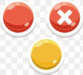 Stereoscopic Button - Like Button Download PNG