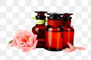 SPA Raised Oil - Essential Oil Rose Oil Beach Rose Cosmetology Flowering Tea PNG