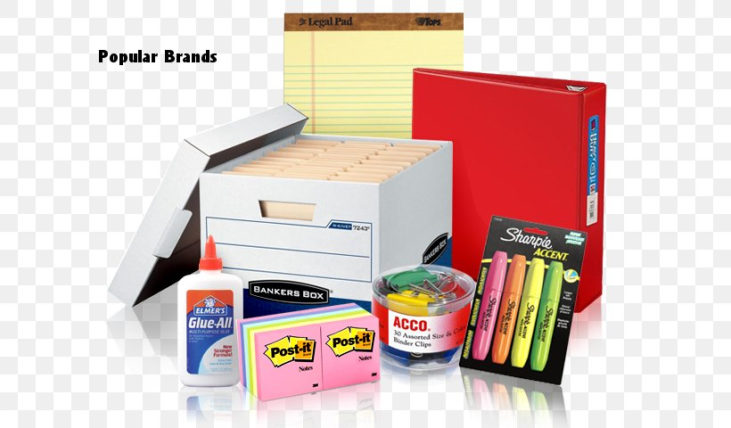 Johnco Paper Box Office Supplies