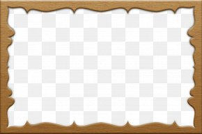 Wood Border Cliparts - Borders And Frames Picture Frame Framing Clip Art PNG