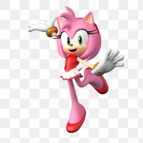 Gymnastics - Mario & Sonic At The London 2012 Olympic Games Mario & Sonic At The Olympic Games Amy Rose 2012 Summer Olympics PNG