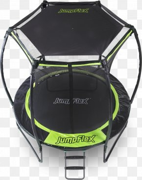 Trampoline - Trampoline Safety Net Enclosure Sporting Goods Jumping Coating PNG